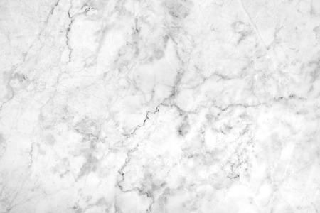 White marble texture background pattern with high resolution. Imagens - 43217625