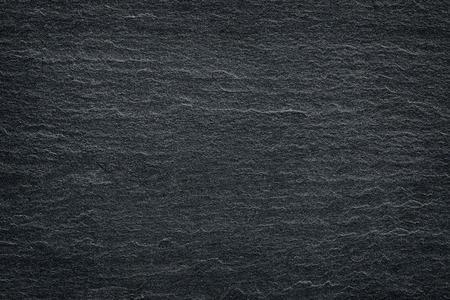 Grigio scuro sfondo nero ardesia o trama. Archivio Fotografico