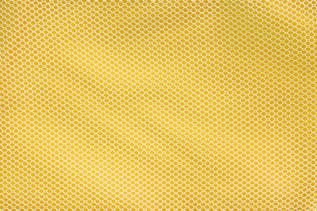 yellow abstract: mesh fabric background