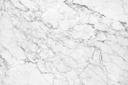 Wit marmeren textuur abstracte achtergrond patroon met hoge resolutie.