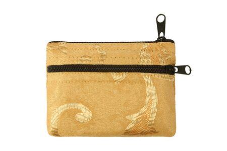 GLOD: small  purse ,bag on white background