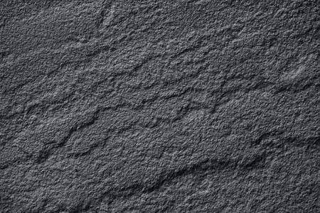 dark grey slate: Dark grey black slate stone background or texture
