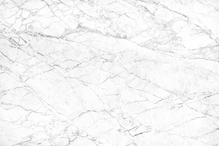 White marble texture abstract background pattern with high resolution. Stock Photo