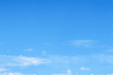 relaxation background: Elegant blank sky background