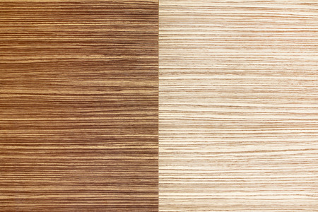 parkett: Two Tone Wooden Plate  laminate parquet floor texture background Stock Photo