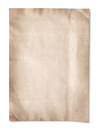 old paper texture: Old brown paper texture
