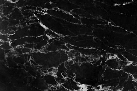 Mármol negro textura fondo modelado, mármol resumen en modelo natural. Foto de archivo - 46948202