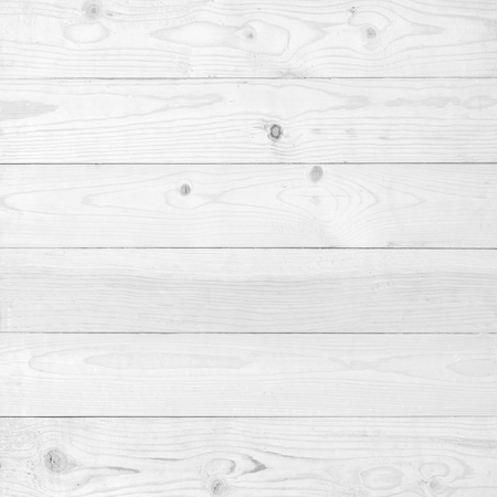 white wood floor: Wood pine plank white texture background Stock Photo
