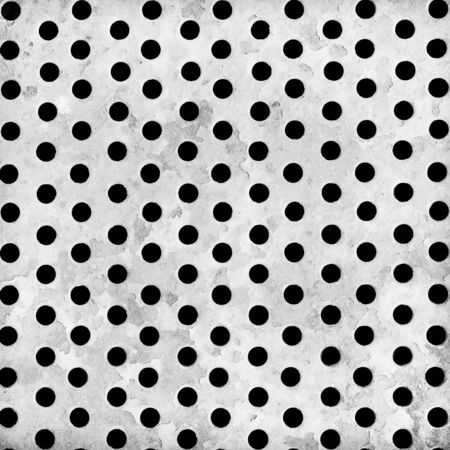 Texture of gray metal mesh background