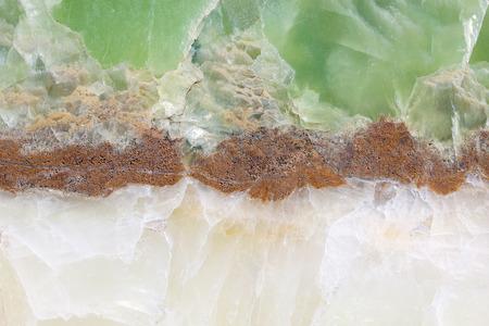 unique texture of natural stone ,Emerald color marble