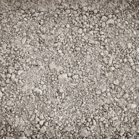 clod: Dry agricultural brown soil detail natural background Stock Photo