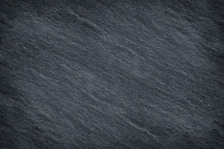 어두운 회색 검은 색 슬레이트 배경 또는 질감