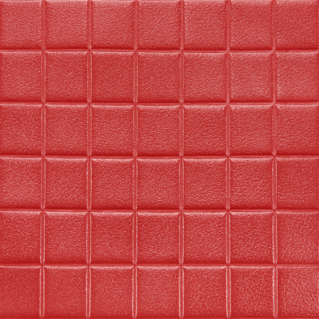 leathery: Red Artificial Leather Texture Stock Photo