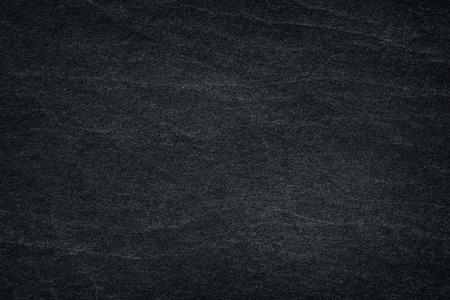 black slate background or texture Foto de archivo