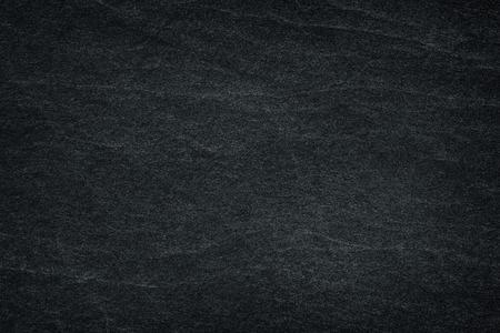 black slate background or texture Standard-Bild
