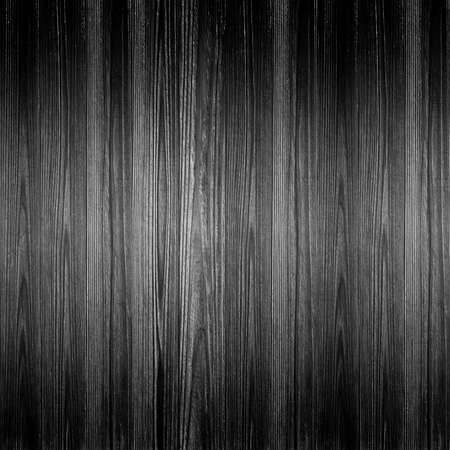 Wooden wall black background