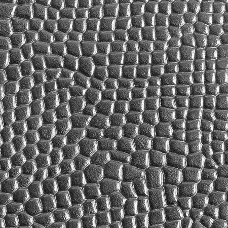 leatherette: Black leatherette texture as background