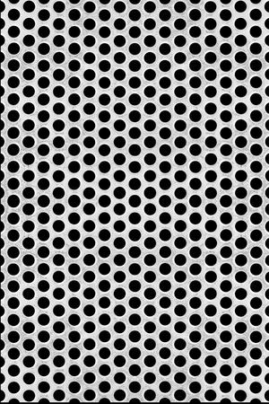 metal grid: Seamless old metal grid pattern background Stock Photo