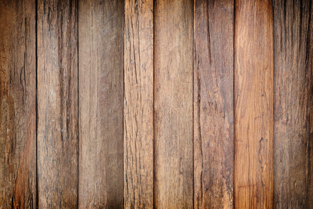 duckboards: Old wood vintage wall texture. background old panels Stock Photo