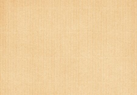 corrugated cardboard: brown carton paper as background