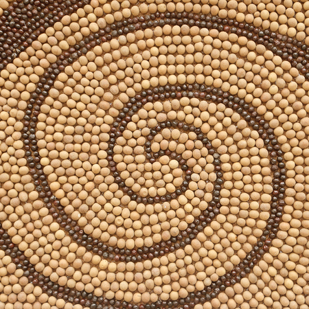 flesh colour: Longan for decorative pattern background