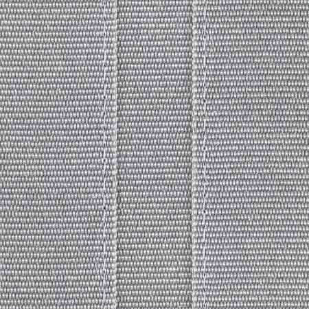 seam: Grey fabric with seam background Stock Photo