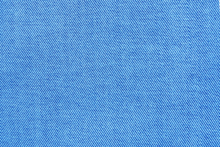 inside out: Close up texture of blue jean or denim fabric inside out Stock Photo