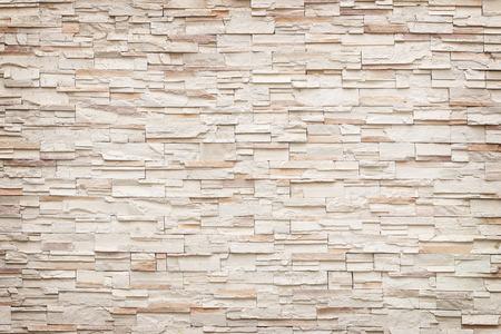 장식 돌 벽 배경 패턴
