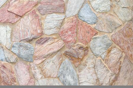 Steinmauer außen Textur Hintergrund