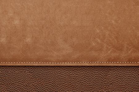 stitched leather background gray and black colors