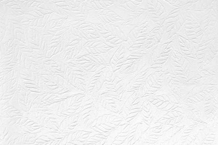 witte papier textuur laat vorm voor achtergrond