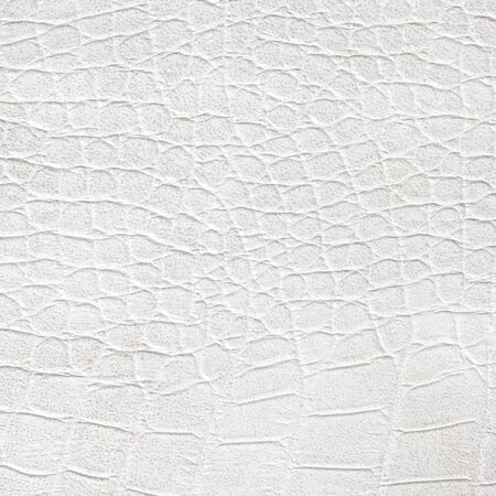 leatherette: white leatherette texture for background