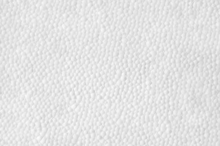 Polystyrene ,Styrofoam foam texture Stock Photo