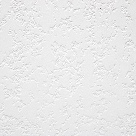White plaster walls unevenness style