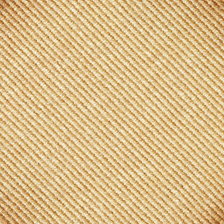 Texture of yellow canvas background