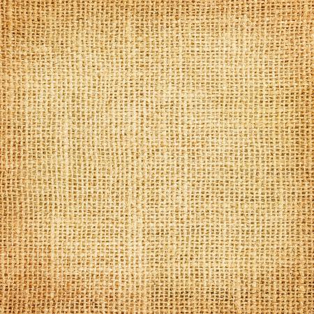 sack cloth textured background Stock Photo