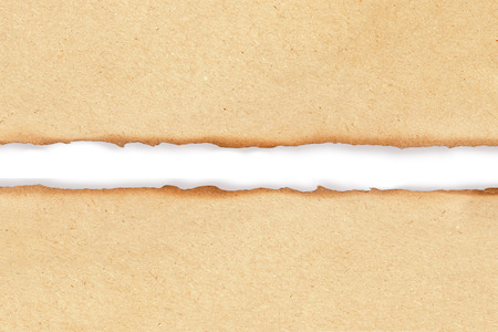 Vintage burned paper background, center part isolated