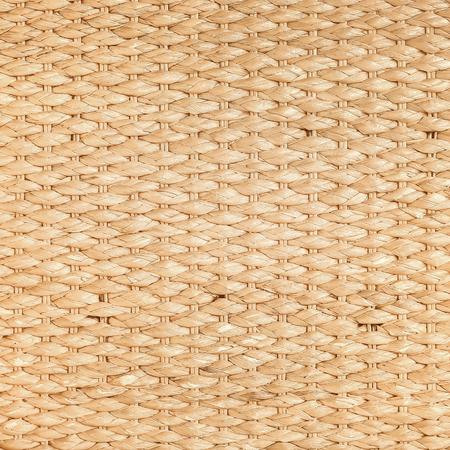 Brown paille tissage gros plan texturé backgroun Banque d'images
