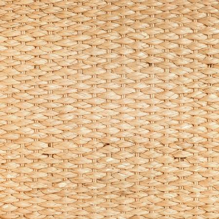 Brown Straw weave  closeup textured backgroun