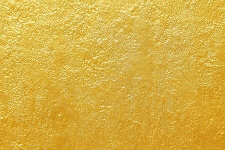 golden cement texture abstract background