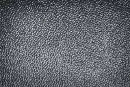 Black leather texture abstract background Standard-Bild