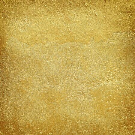 abstrait de texture de mur de ciment doré Banque d'images