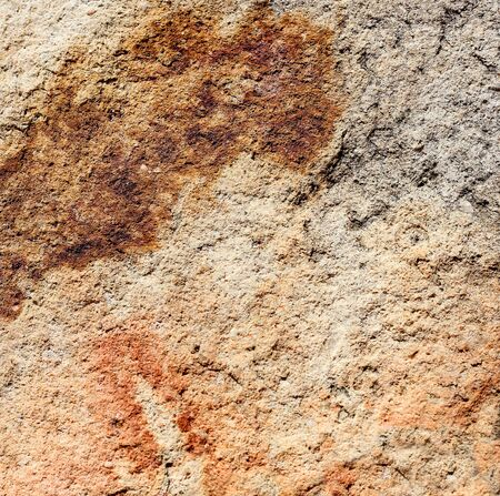 surface of the stone texture background with brown tint Stock Photo
