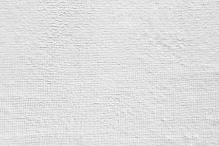 Fondo de textura de pared o papel tapiz de cemento pintado de blanco