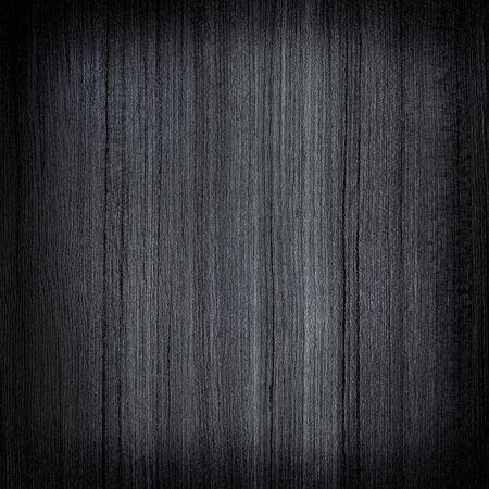 Fondo abstracto de textura de madera negra