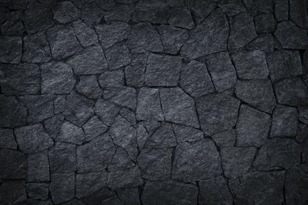 Dark grey black slate background or texture. 版權商用圖片 - 141695615