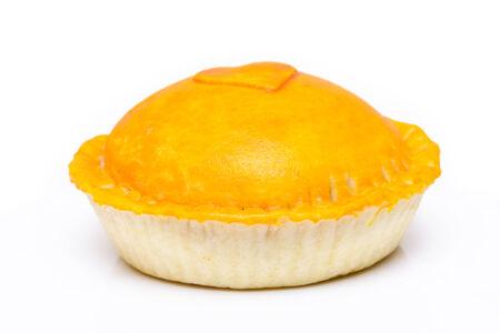 Yellow meat pie