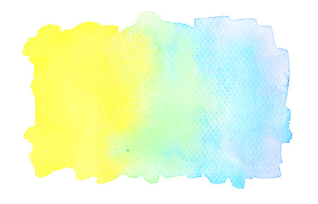 watercolor texture: Colorful abstract watercolor background