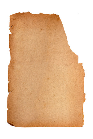 Vintage old brown paper texture background Imagens
