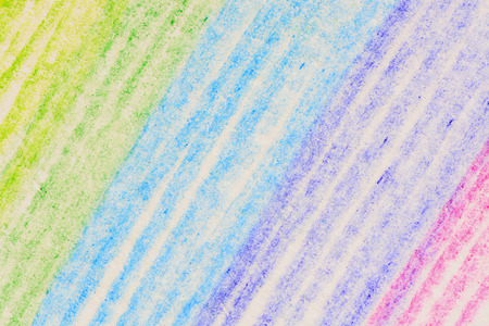 Messy color pencil drawing line background texture 版權商用圖片